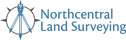 Northcentral Land Surveying Logo